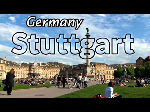 Stuttgart, Germany - points of interest and things to do