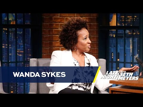 Wanda Sykes' Family Speaks French to Conspire Against Her