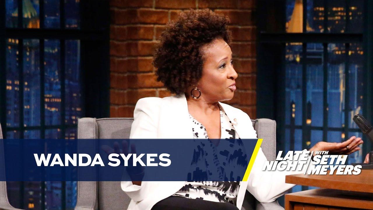 Wanda Sykes' Family Speaks French to Conspire Against Her ...