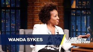 Wanda Sykes' Family Speaks French to Conspire Against Her