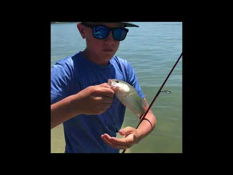 Fishing For Bass Trout And Perch At Hyrum Reservoir