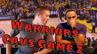 Cleveland Cavaliers vs Golden State Warriors Game 2 Full Game Highlights 2017 NBA Finals REACTION