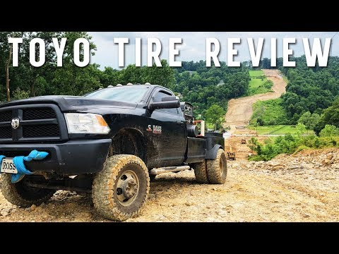 DO YOU NEED MUD TIRES AND A LIFT ON YOUR PIPELINE WELDING RIG?  AND A REVIEW OF MY TOYO M/T TIRES
