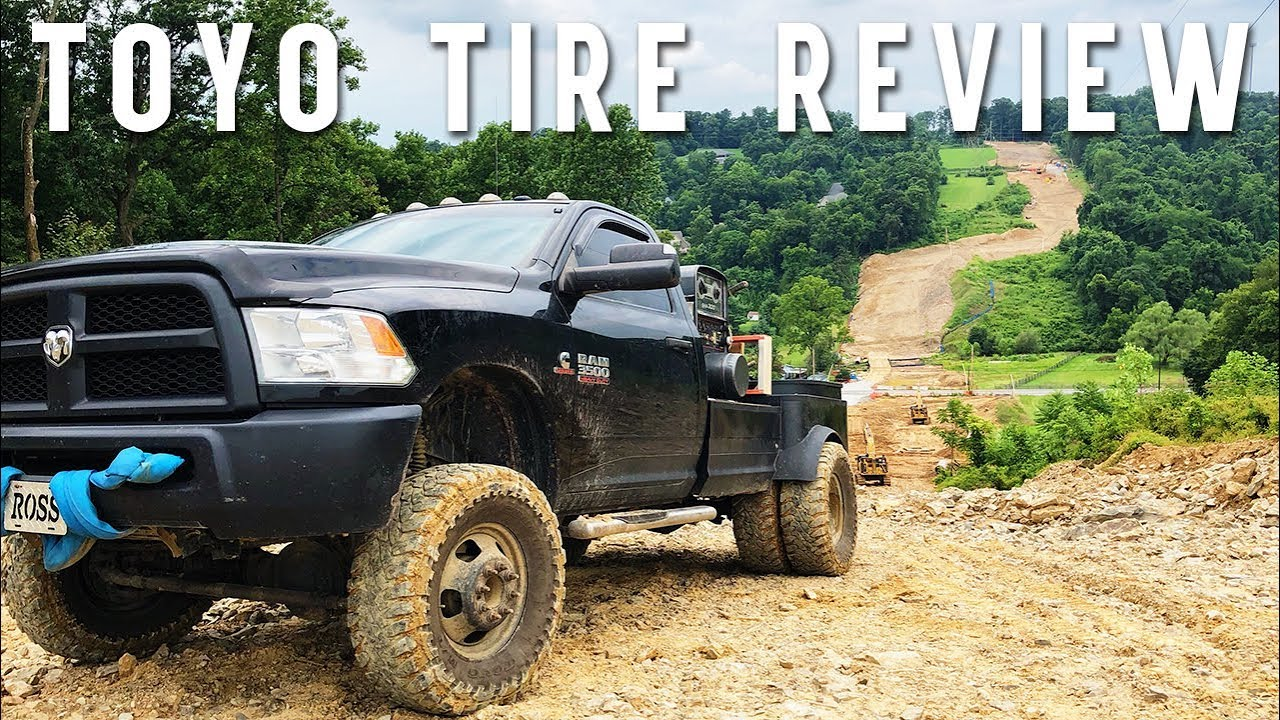 Do You Need Mud Tires And A Lift On Your Pipeline Welding Rig And A Review Of My Toyo M T Tires Youtube