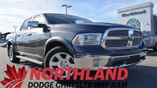 Walk Around 2016 RAM 1500 Longhorn | Northland Dodge | Auto Dealership in Prince George BC