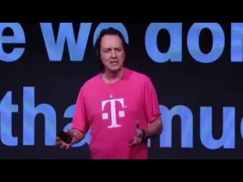 T-Mobile Uncarrier 4.0 Annoucement