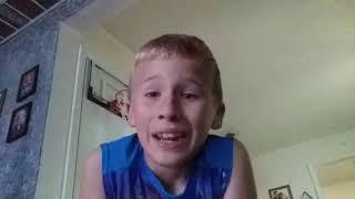 Fourth grade kid does epic dunks on mini hoop