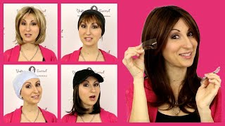 Hair Loss & Wig Tips for Newly Diagnosed Cancer Patients