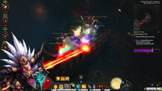 diablo 3 heal monk gr 85 four player rank 2 ptr patch 2 4