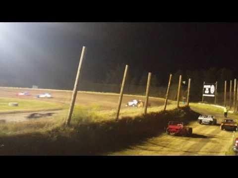 Southern Oregon speedway sport mod main 6-3-2017