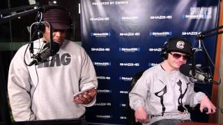 Friday Fire: Blind Fury Freestyles on Sway in the Morning | Sway's Universe