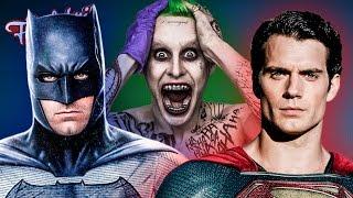 WAS macht DC FALSCH? - Meine Meinung zu SUICIDE SQUAD, BATMAN V SUPERMAN & MAN OF STEEL