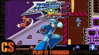 MEGAMAN XTREME 2 - PLAY IT THROUGH