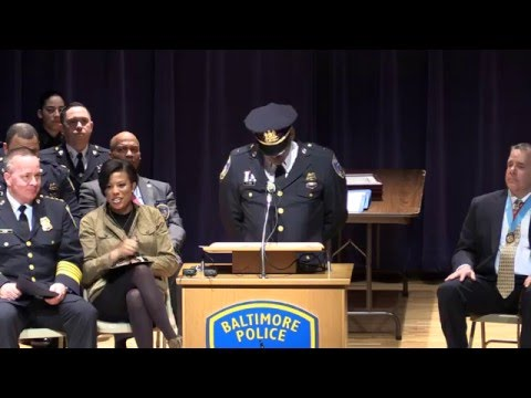 BPD Graduation Ceremony: Academy Class 2015-02 (PART 1)