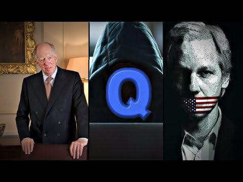 Q Anon: Tying a LOT Together #QAnon #Rothschild #Schmidt #Assange