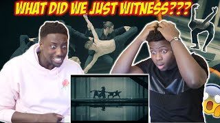 BTS (방탄소년단) 'Black Swan' Art Film performed by MN Dance Company (REACTION)
