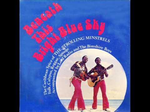 Lord Radio & The Bimshire Boys backing The Strolling Minstrels (full LP)