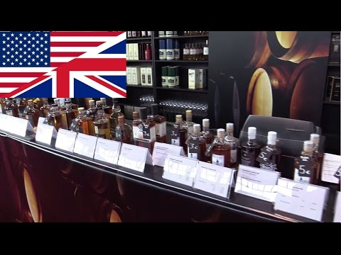 Whisky Tour: Slowfood fair in Stuttgart