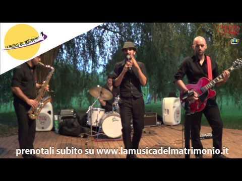 Quartetto jazz swing rock blues matrimonio roma e provincia
