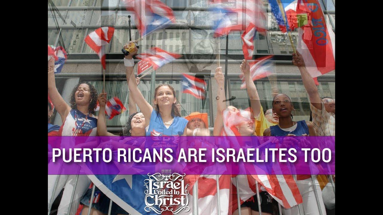 Puerto rican israelites