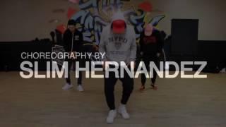J BALVIN - VENENO (DANCE) | Slim Hernandez Choreography