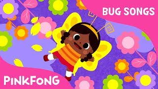 If I Were a Butterfly   Bug Songs   Pinkfong Songs for Children