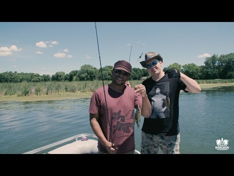 Atmosphere - Fishing Blues With Sway Calloway : Episode 4