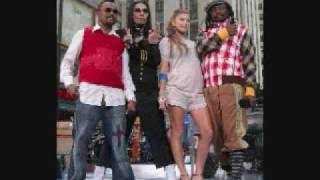 black eye peas lets get retarted (lyrics)