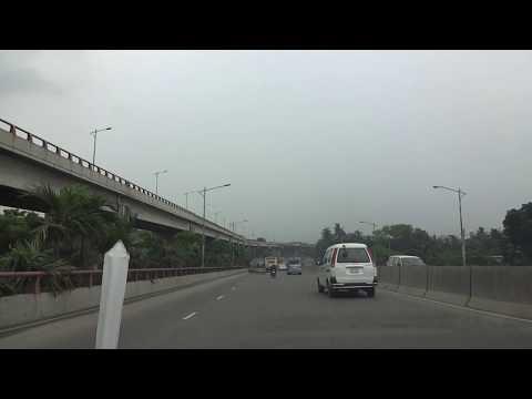 Dhaka City Drive - Mirpur Banani Flyover - Banani - Bangladesh