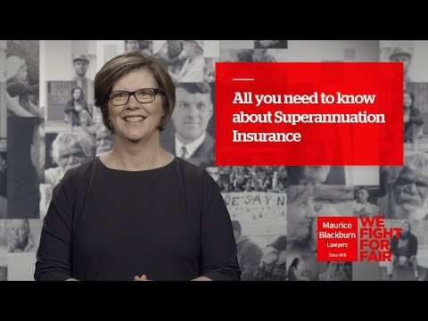 What Is Superannuation Insurance?