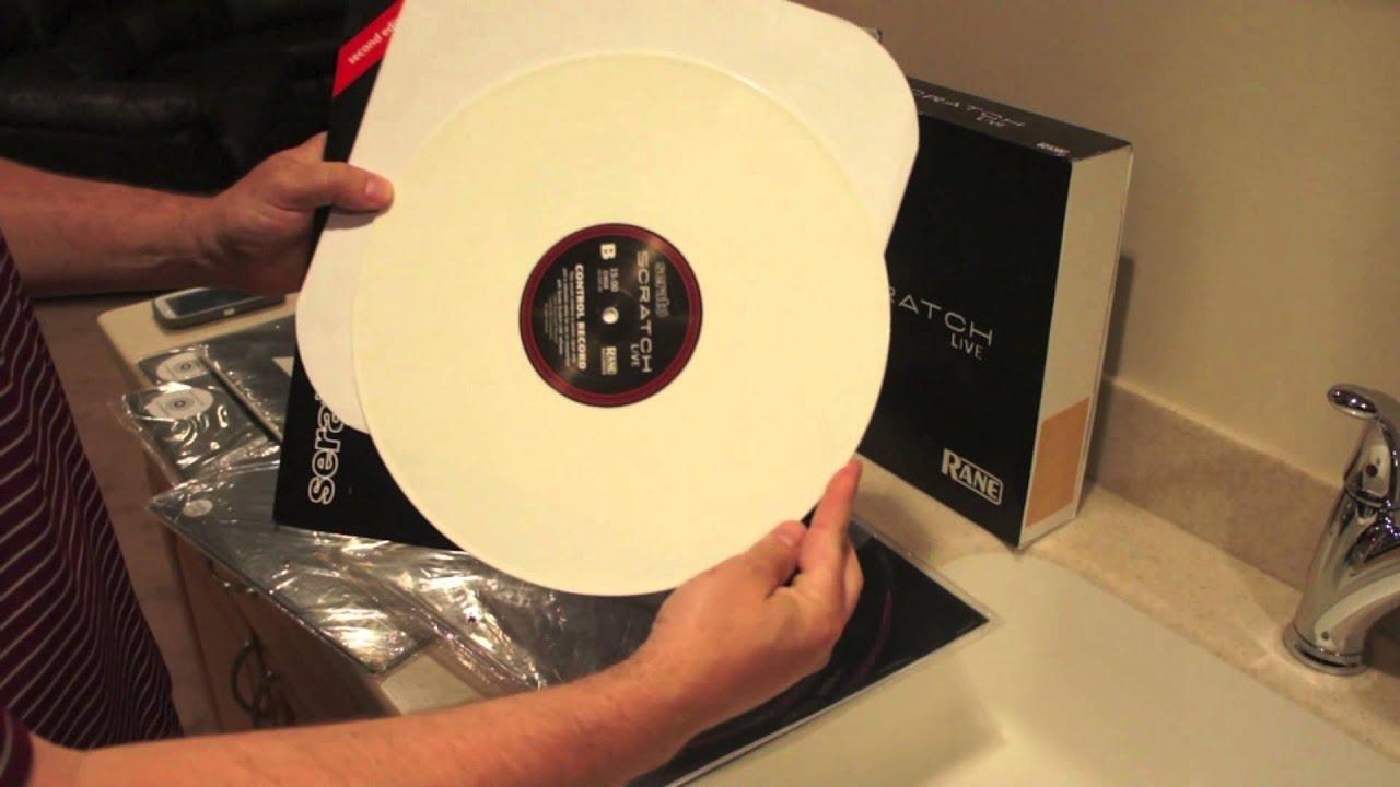 Cvtv Serato White Vinyl Edition Comparison Icon Cbs