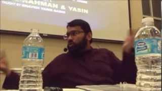 *The Denial* Tafsir of Surah Yasin [Yasir Qadhi] 1 of 4