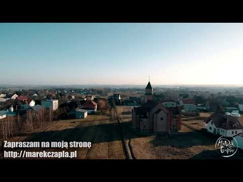 Czernichów, Machaczki, Wołowice z drona Raroga