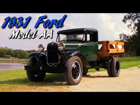 1931 Ford Model AA Truck By Manns Restoration In Festus, MO