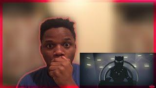 Black Panther vs Batman - Cartoon Beatbox Battles/ REACTION