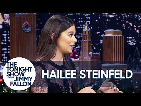 Hailee Steinfeld Almost Killed John Cena on the Bumblebee Set
