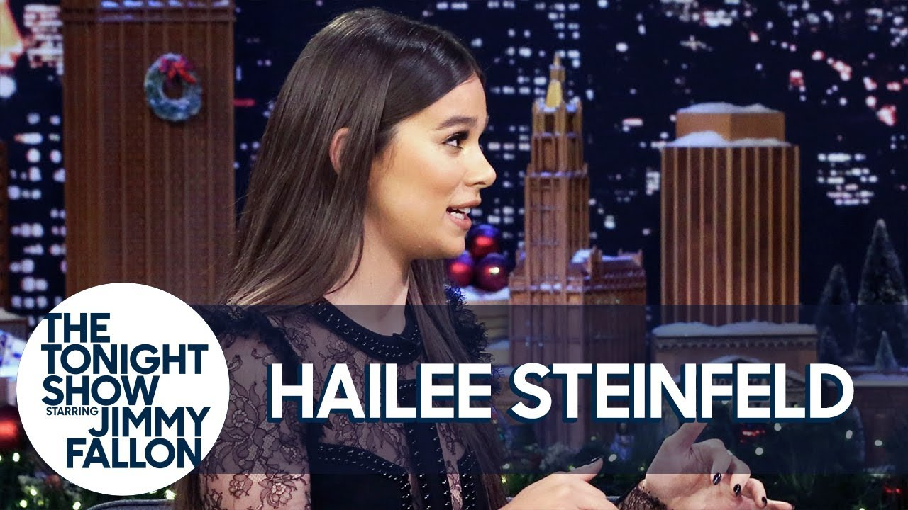 Download Hailee Steinfeld Almost Killed John Cena on the Bumblebee Set