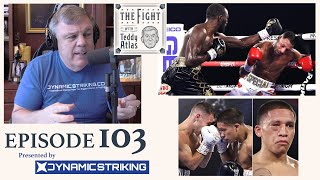 Teddy Atlas on Crawford Brook, Crawford's future, Andrew Moloney robbery, Canelo's future, and more