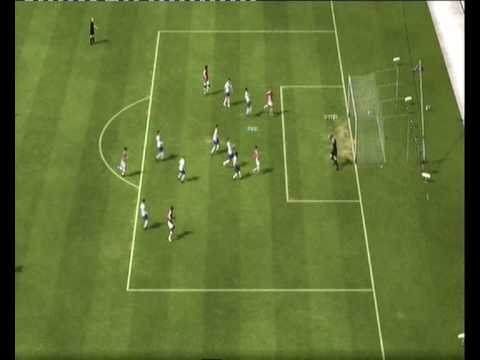 typical online fifa 09 match, part 1