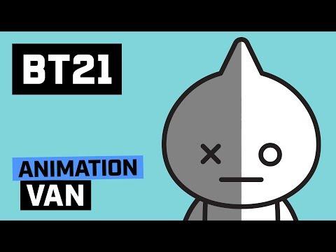 [BT21] Hi~ I am VAN!