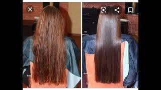 Ламинирование волос в домашних условиях супер МАСКА для волос