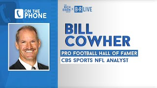 Bill Cowher Talks Pro Football Hall of Fame Selection & More w Rich Eisen | Full Interview | 1/14/20