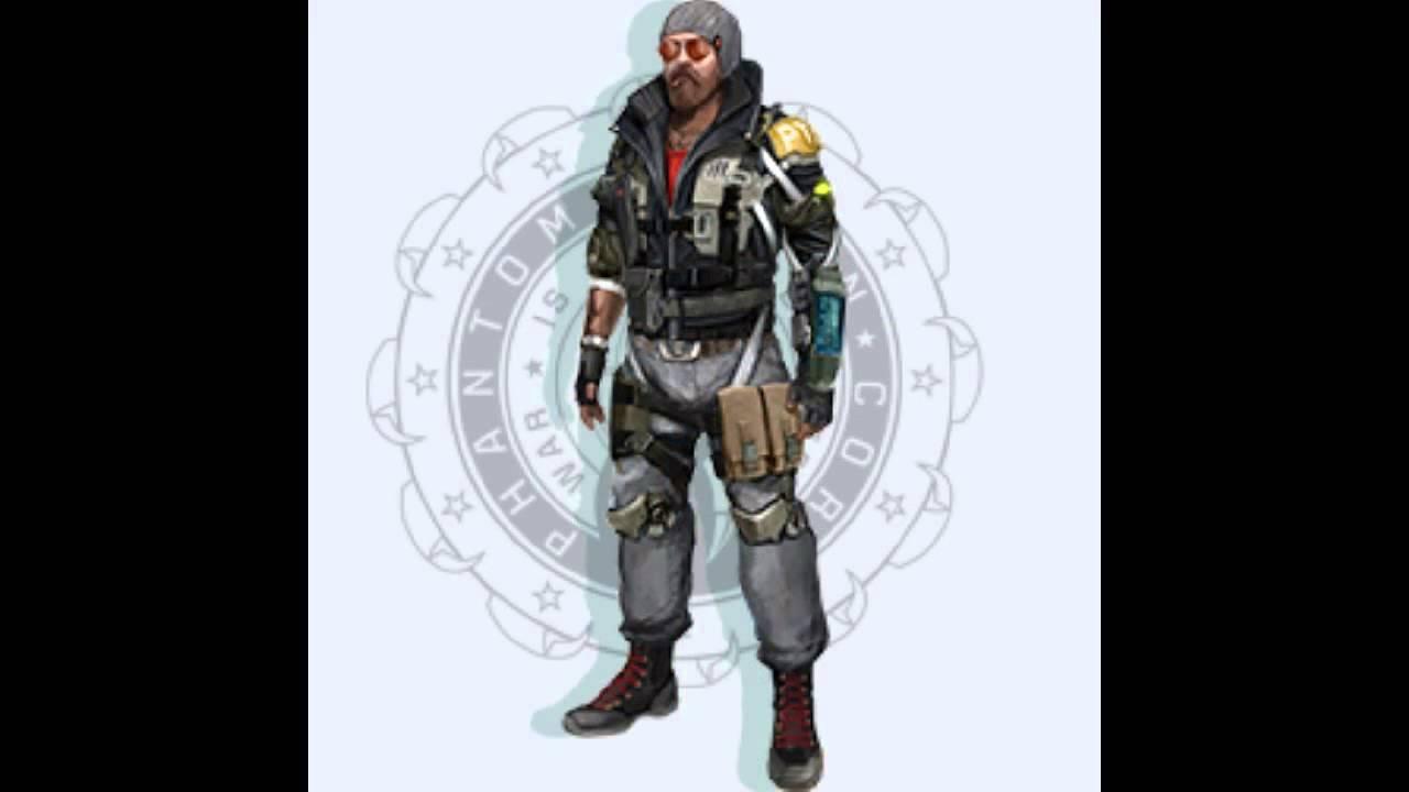 mercenary character Gallery