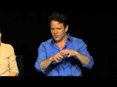 Ashoka Future Forum_Jonathan Wells, June Cohen & David Bornstein in Tomorrow's Media