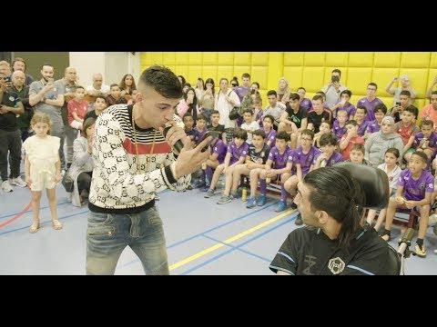 Touzani School 5e FATIH CUP met FATIH & BOEF