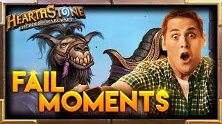 Hearthstone | Best Fail Moments