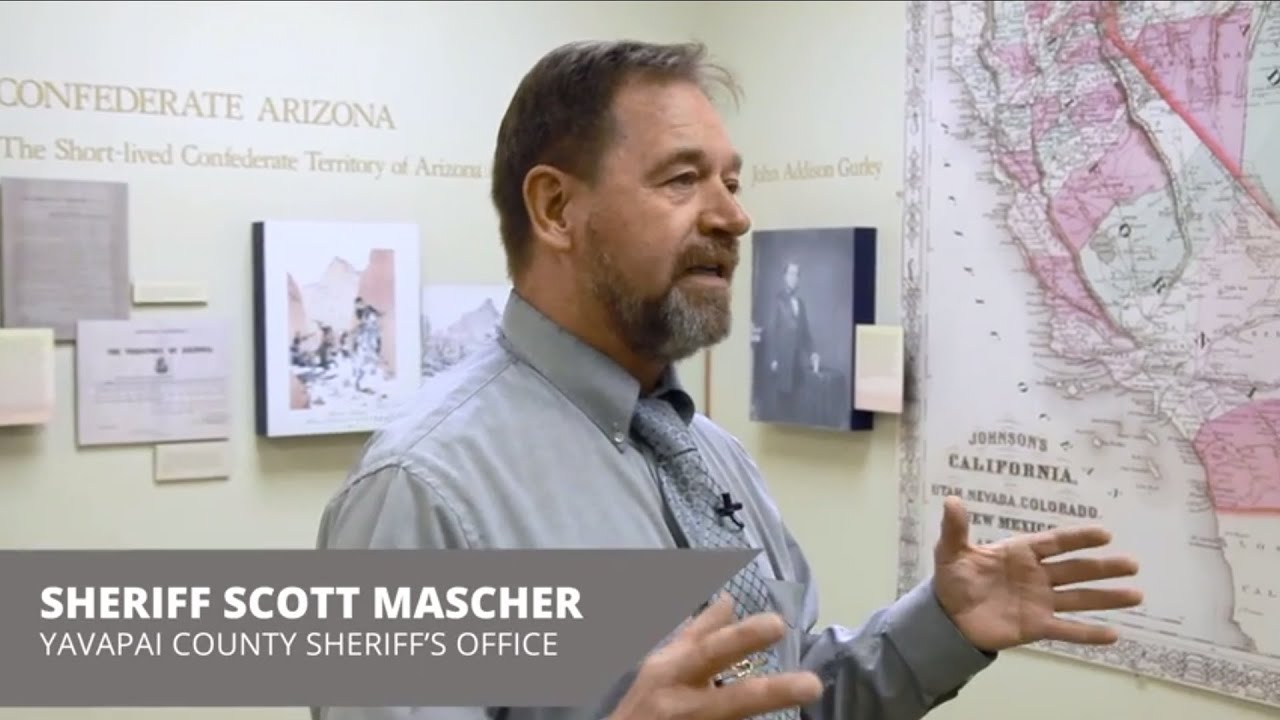 Yavapai County Sheriff's Office Helicopter Operations