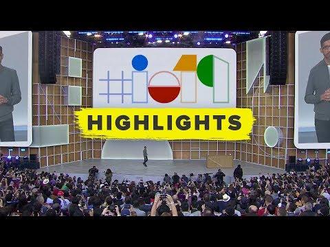 .谷歌 I/O 大會來了:AI 技術秀得飛起