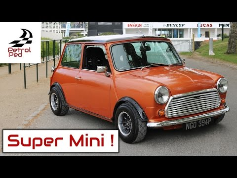 160 BHP Supercharged Mini - Modern Performance With Classic Charm !