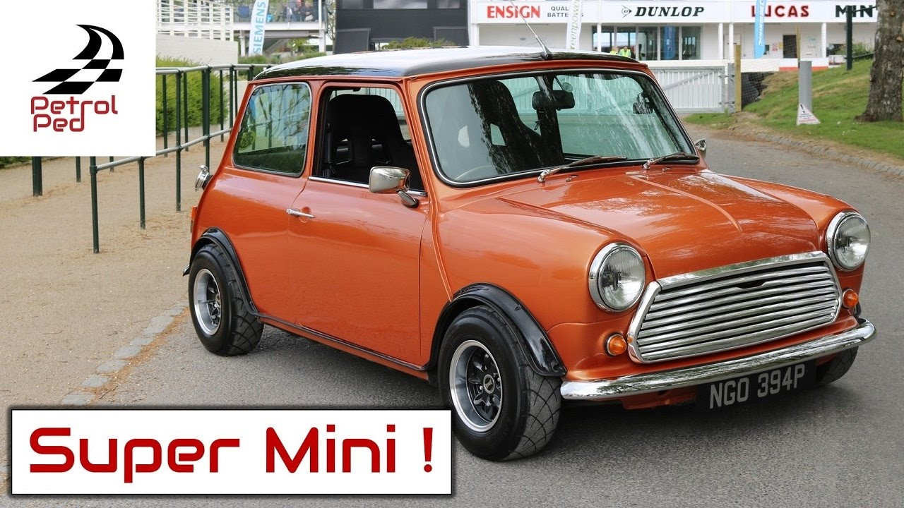 160 Bhp Supercharged Mini Modern Performance With Classic Charm